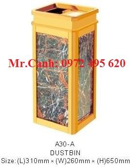 Video Quang Cao thùng rác của Mr.Cảnh