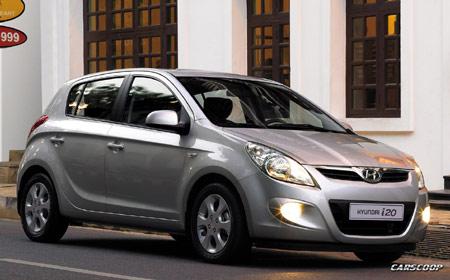 Hyundai I20 1.4 A/T