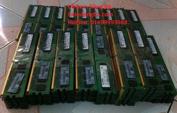 DDR3 2G tháo máy đồng bộ đẹp như mới .