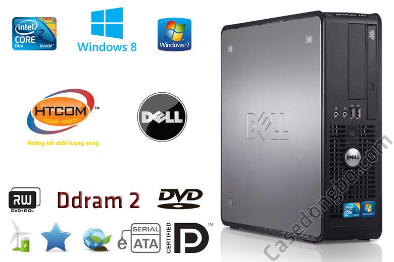 Dell  Optiplex GX 760 SFF/GX760DT