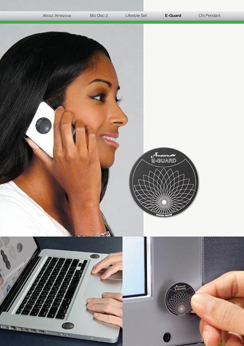 Giải pháp bảo vệ sức khỏe khỏi sự nguy hiểm của sóng điện thoại và máy tính