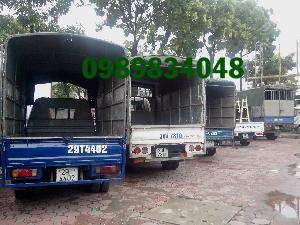Dịch vụ cho thuê xe tải chuyển nhà tại Hà Nội