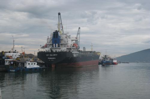 vận tải hàng bằng tàu biển