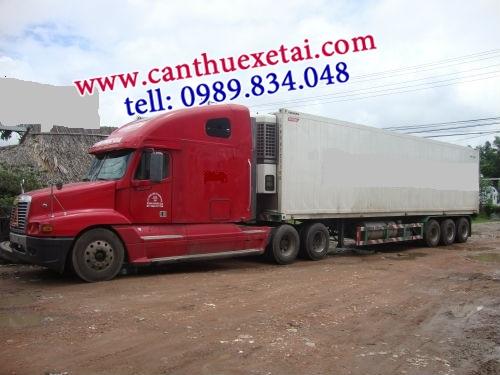 vận chuyển Container hải phòng