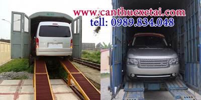 vận chuyển ô tô
