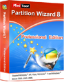 MiniTool Partition Wizard Professional 8.1