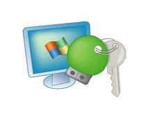 """Biến USB thành """"chìa khóa"""" để mở khóa đăng nhập Windows"""