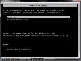 Tạo, thay đổi nội dung menu boot của Win 7, Win 8