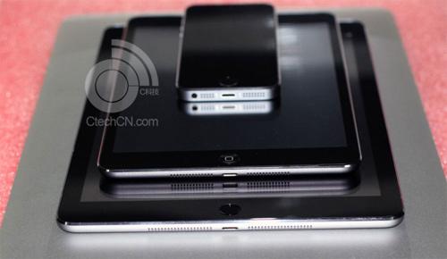 Cận cảnh iPad mini 2 và iPad5