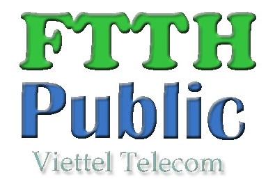 FTTH 34Mb Viettel