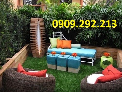 Mua cỏ nhân tạo sân vườn ở đâu?