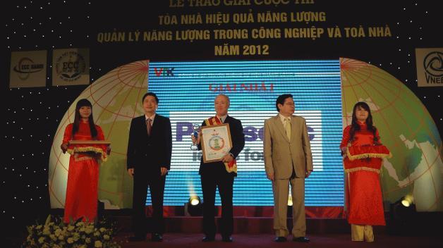 Panasonic Vietnam Wins First Prize in