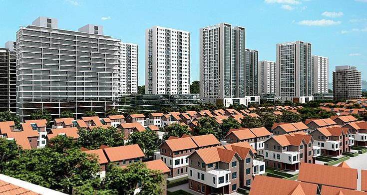 Mở bán dự án khu đô thị phú lương  Hà Đông - Hà Nội