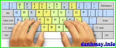 Luyện đánh máy 10 ngón với TypingMaster Pro 7.1.0.808 Portable