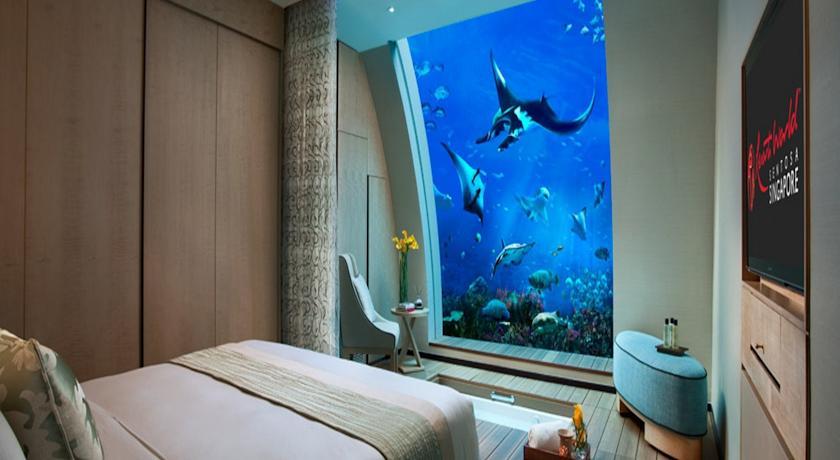Hãy để giác quan của bạn thăng hoa trong thế giới giải trí vô tận  Resorts World Sentosa Singapore