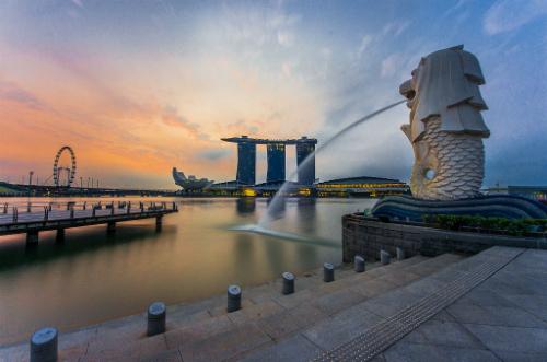 thưởng thức một ngày khi du lịch bụi ở Singapore