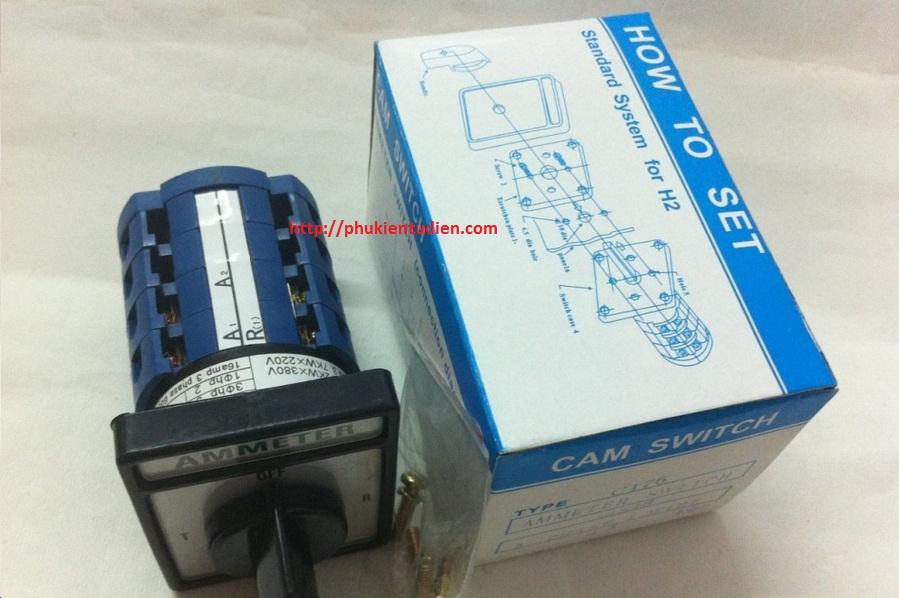 Chuyển mạch Ammeter LW28