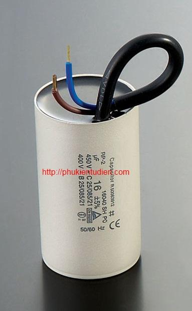 Tụ Vim - Tụ ngậm - CBB60 - Tụ điện máy bơm
