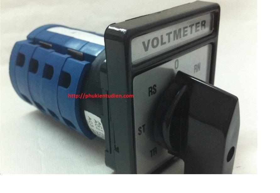 Chuyển mạch Voltmeter LW28