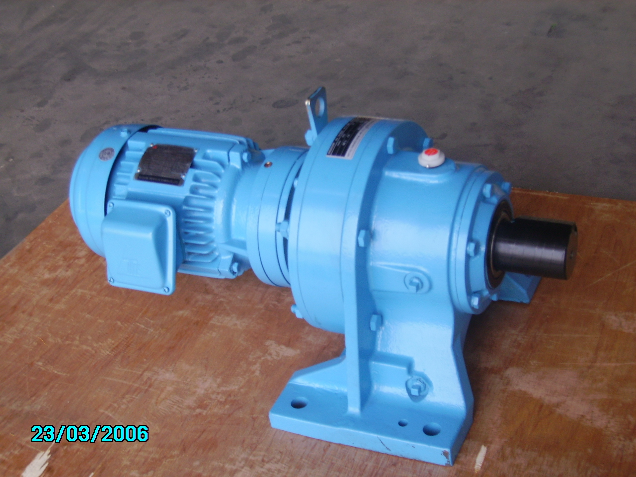 Gear motor Cyclo BWD,XWD