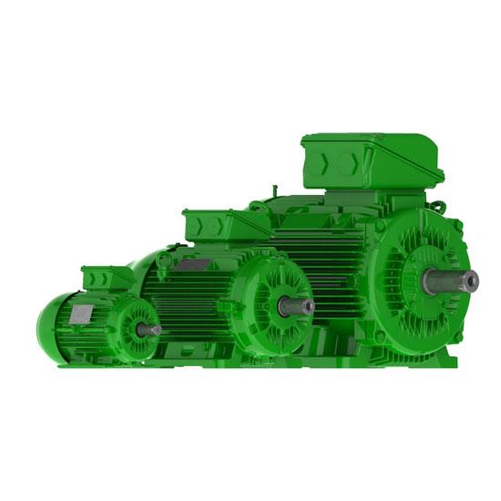 động cơ điện Ba pha không đồng bộ lồng sóc WEG