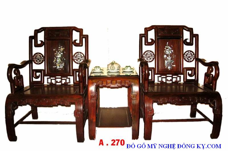 Bộ bàn ghế phòng khách