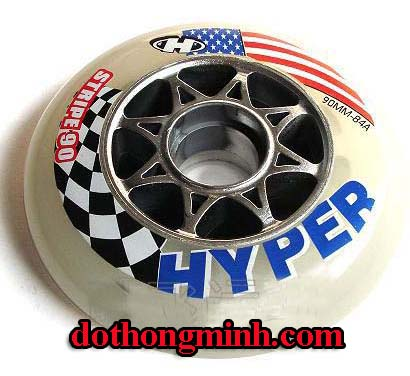 bánh xe giày trựot patin 90 mm