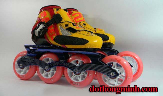 giày trượt patin bánh to halo v2