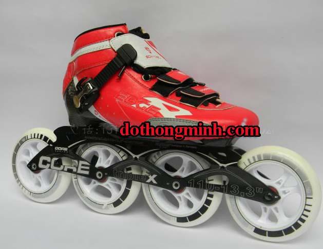 giày trượt patin đua halo v5
