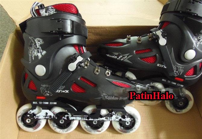 giầy trượt patin halo v3