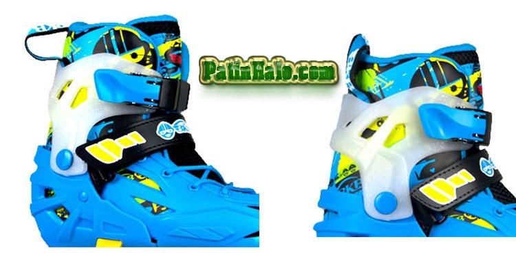bkb k6 giầy trượt patin trẻ em