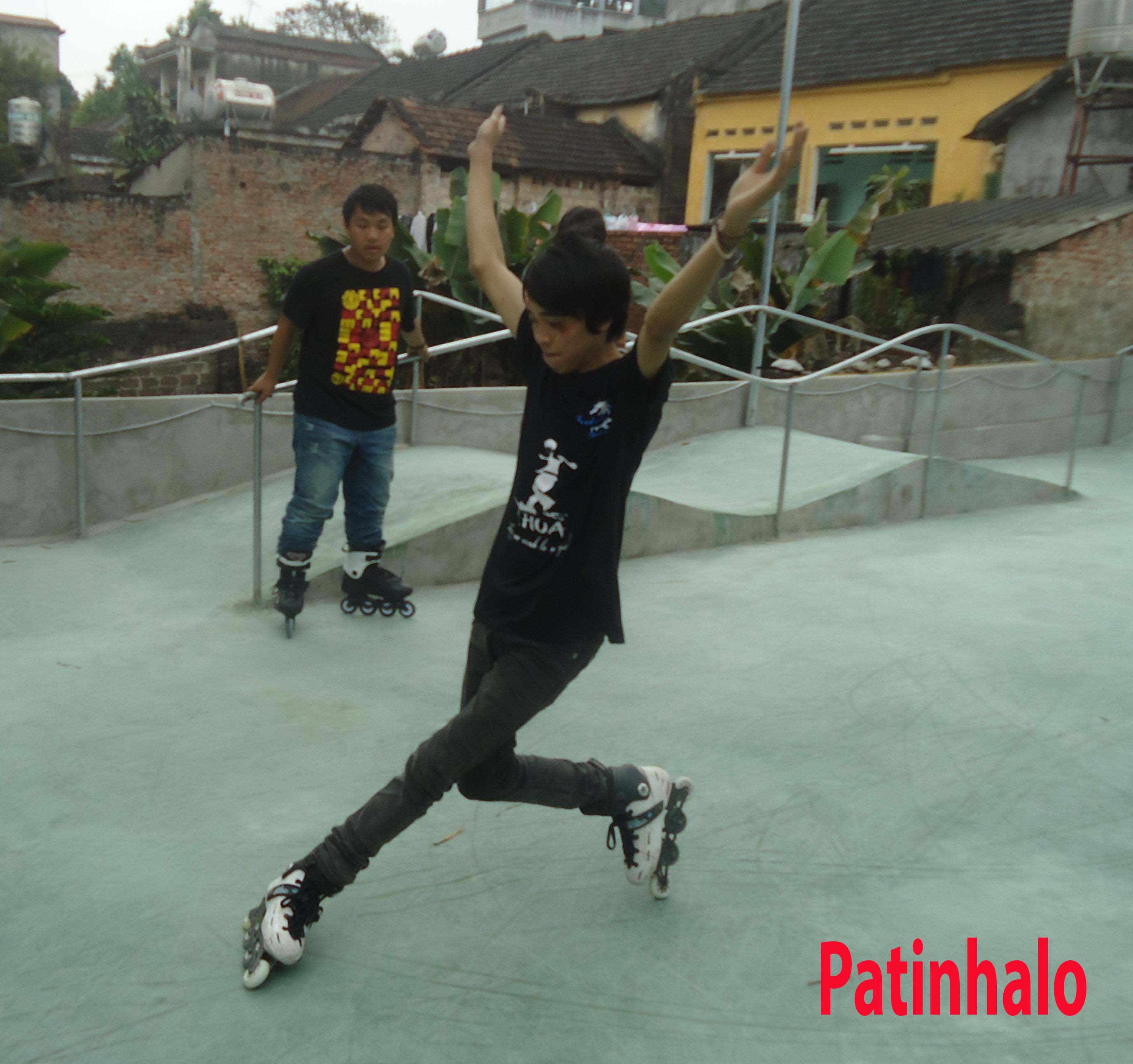 cach lam san tap patin