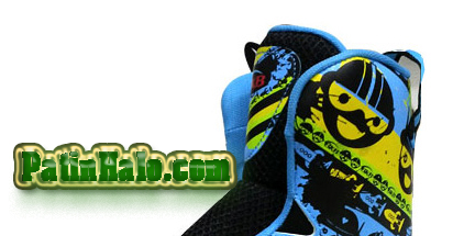 giá cả giày trượt patin bkb k6