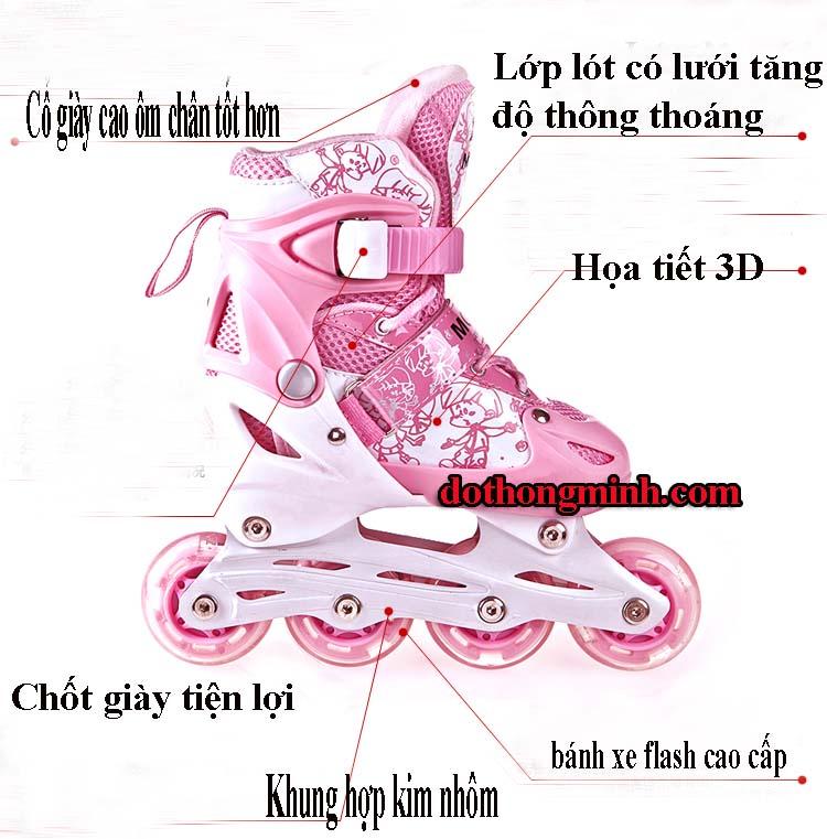 giày trượt patin giá rẻ moox 2