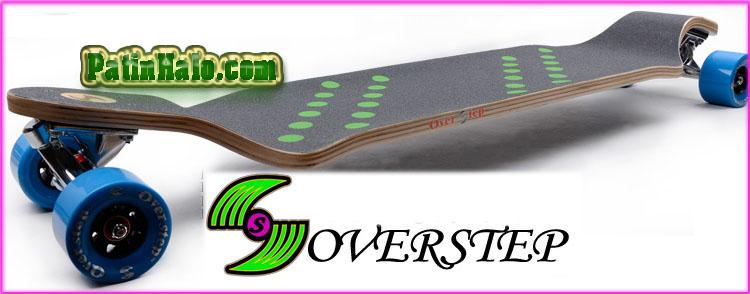 longboard overstep