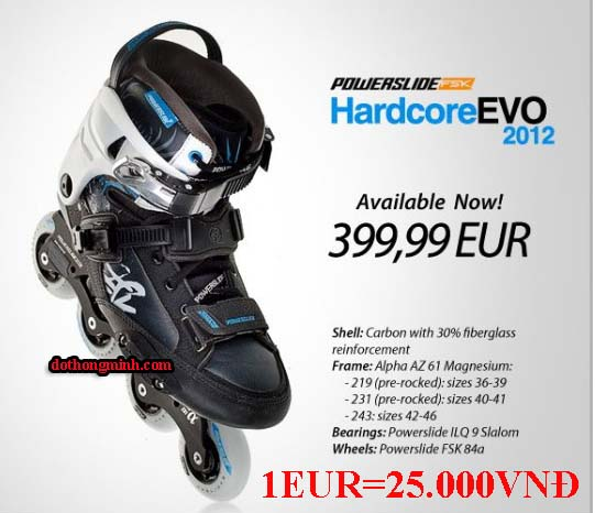 Powerslide Hardcore Evo 2012_8