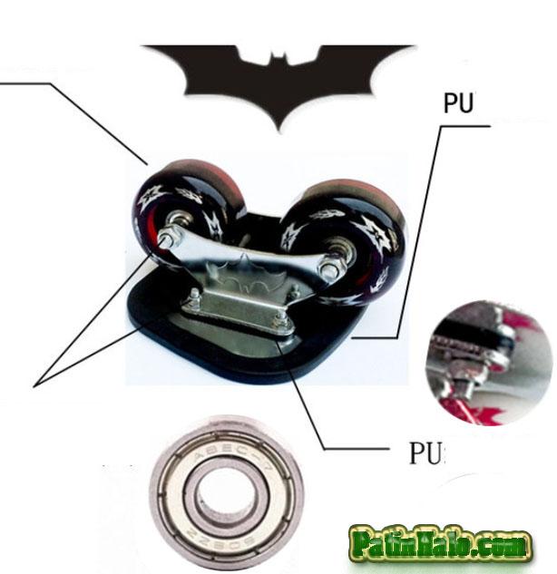 thong tin mua freeline bat man khung s