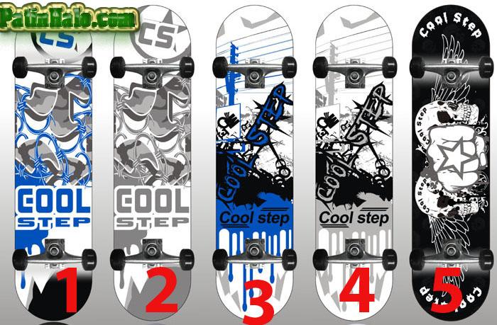 cool step v1