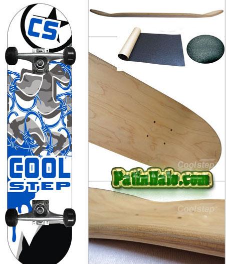 skateboard collectdeck coolstep