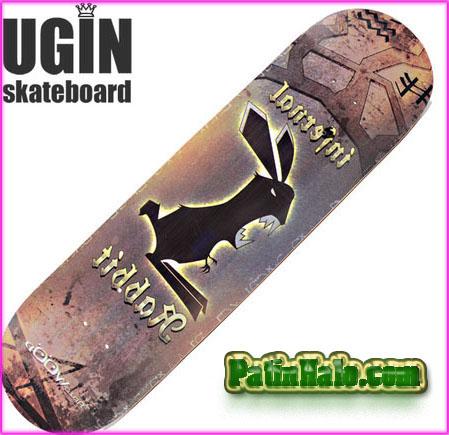 van truot skateboard boiling ugin
