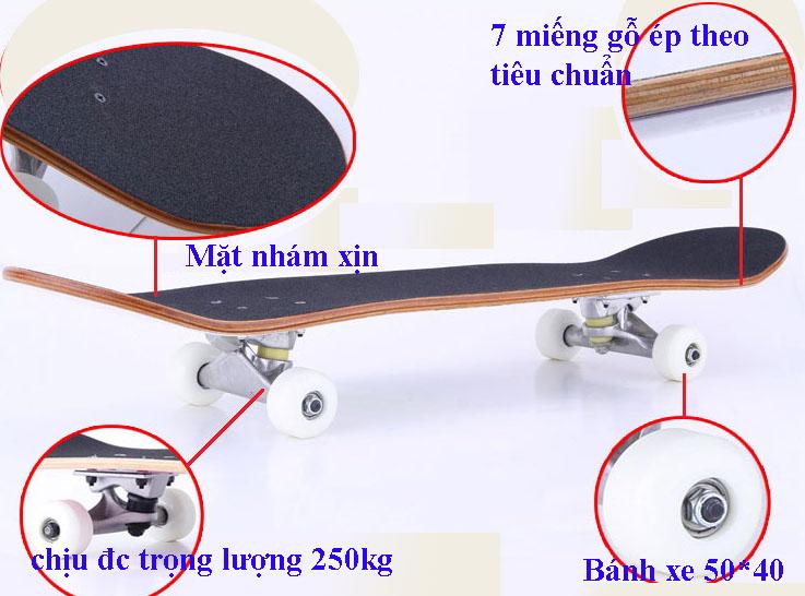 van truot skateboard phu xuyen