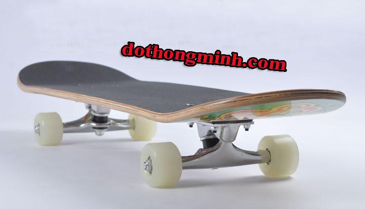thông tin về sản phẩm Ván trượt skate board Collectdeck V1 , ván trượt V1 , Ván trượt mặt nhám