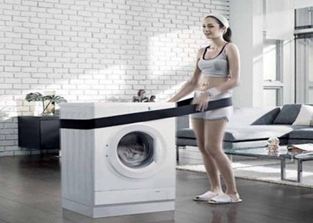 Tại sao máy giặt Electrolux quá rung?