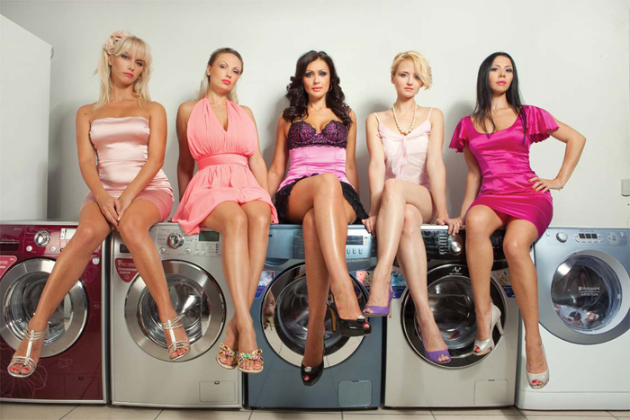 Danh sách các dòng máy giặt tốt nhất năm 2013