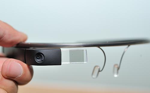 Chi tiết cấu hình kính thông minh Google Glass