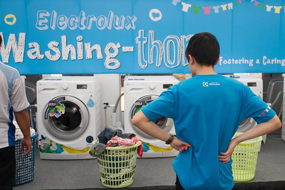 Máy giặt Electrolux loại nào tốt