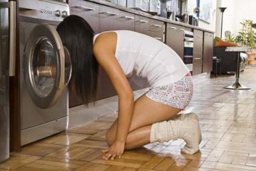 Máy giặt Electrolux không giặt hết chương trình?