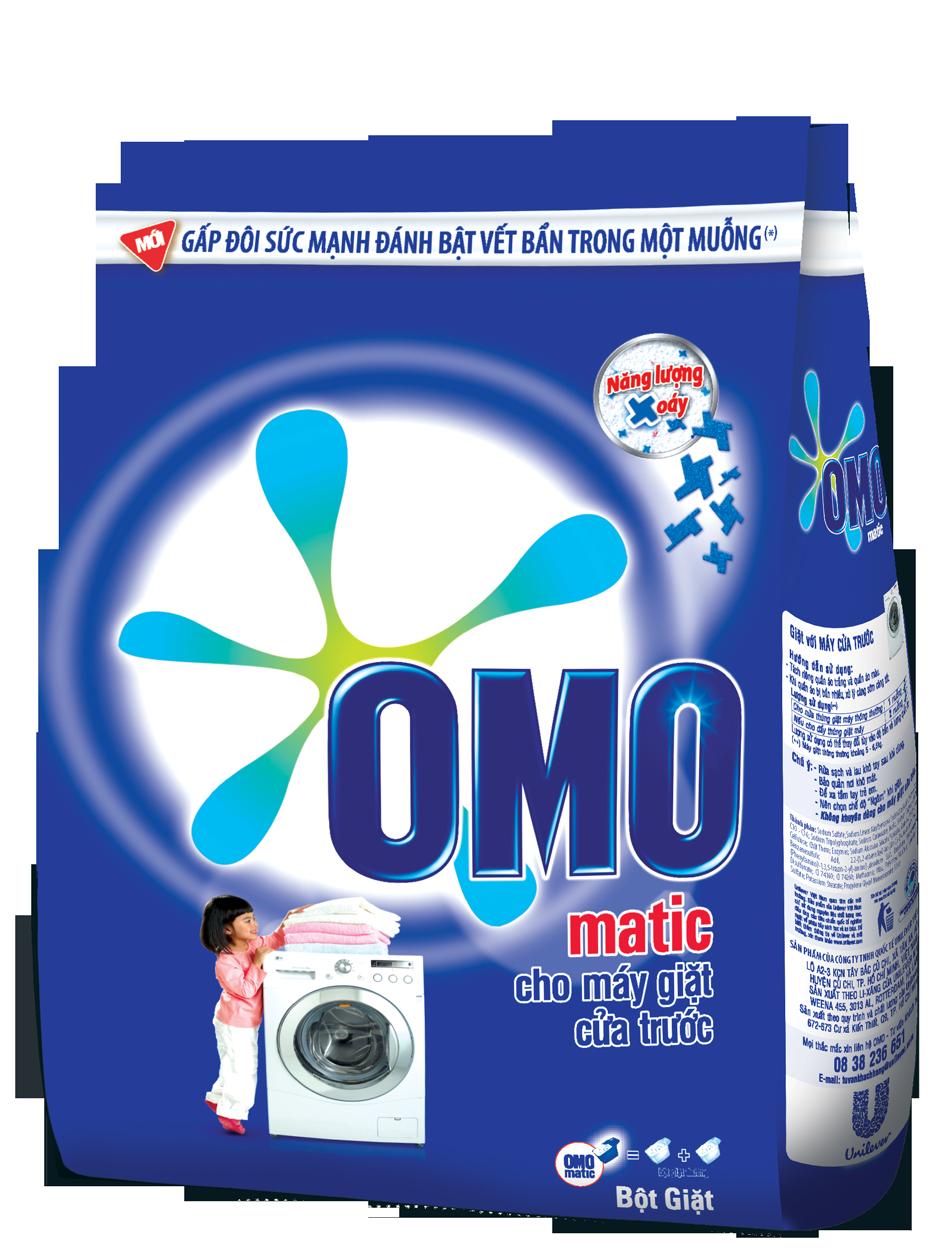 Sử dụng chính xác lượng bột giặt