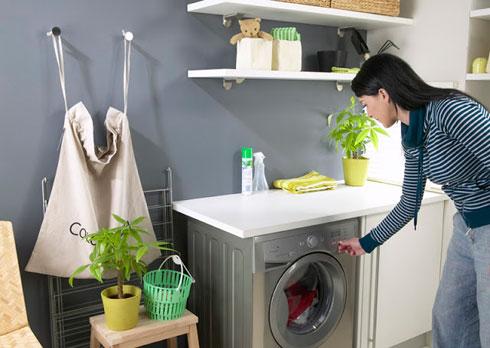 Kinh nghiệm vệ sinh máy giặt cho các mẹ