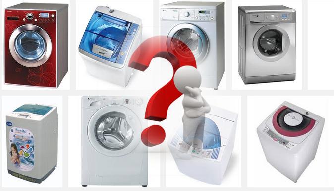 Mua máy giặt loại nào và của hãng nào thì tốt và bền?